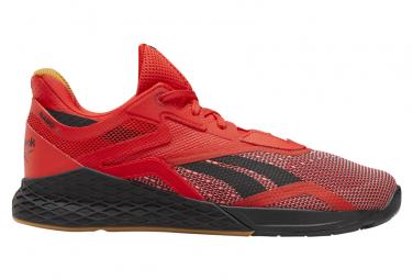 Reebok Nano X Red Black Mens Shoes