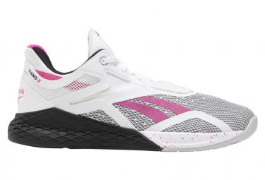 Zapatillas Reebok Nano X para Mujer Blanco / Rosa