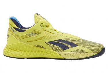 Zapatillas Reebok Nano X para Hombre Amarillo / Azul