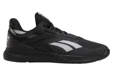 Pair of shoes Reebok Nano X Black White Man