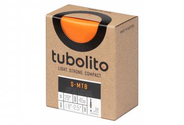 Cámara de aire desmontable Tubolito S-Tubo MTB 29 '' Presta 42 mm ligera