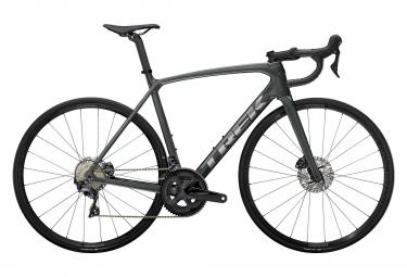 Vélo de Route Trek Emonda SL 6 Disc Shimano Ultegra 11V Lithium Grey/Brushed Chrome 2021