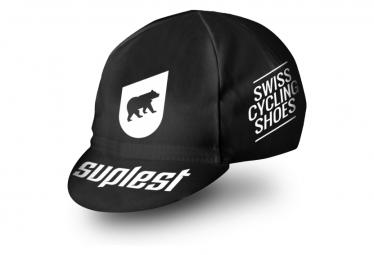 Suplest Racing Cap Black