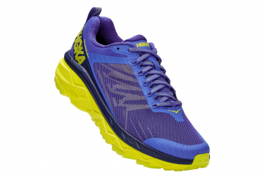 Hoka Challenger ATR 5 Blue Yellow Men