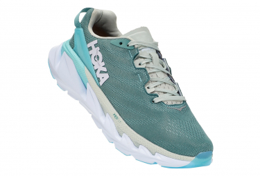Chaussures de Running Femme Hoka One One Elevon 2 Vert