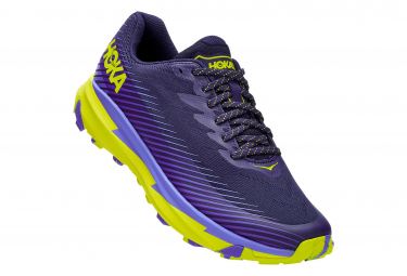 Hoka Torrent 2 Blue Yellow Men