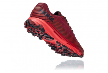 Chaussures de Trail Hoka One One Torrent 2 Rouge / Rouge / Rouge