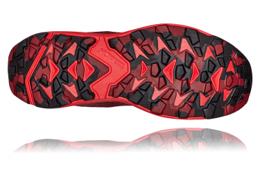 Chaussures de Trail Hoka One One Torrent 2 Rouge / Rouge
