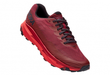 Zapatillas Hoka One One Torrent 2 para Hombre Rojo / Rojo