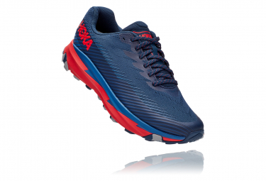 Hoka Torrent 2 Blue Red Men