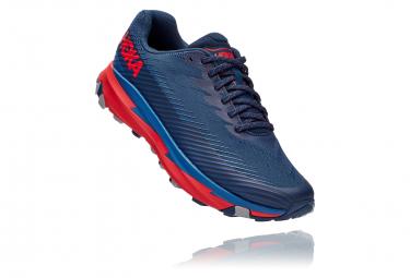 Zapatillas Hoka One One Torrent 2 para Hombre Azul / Rojo