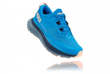 Paire de Chaussures de Trail Femme Hoka Stinson ATR 6 Bleu Rose