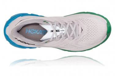 Chaussures de Running Hoka One One Clifton Edge Bleu / Blanc