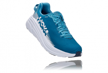 Pair of Running Shoes Hoka Rincon 2 Blue White