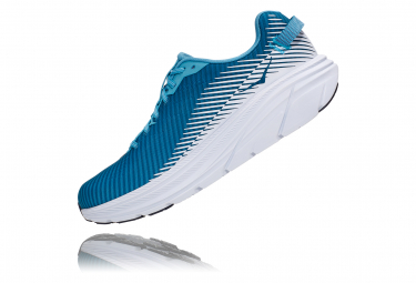 Chaussures de Running Hoka One One Rincon 2 Bleu / Blanc