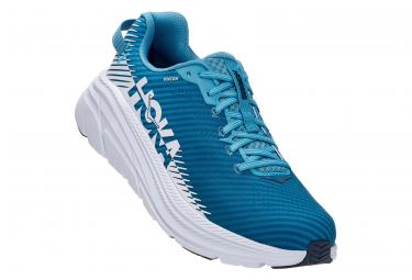 Paire de Chaussures de Running Hoka Rincon 2 Bleu Blanc