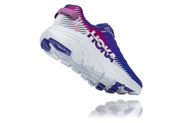 Chaussures de Running Femme Hoka One One Rincon 2 Bleu / Blanc