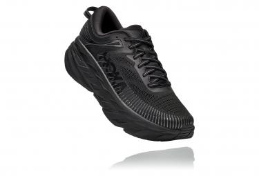 Paio di scarpe da corsa Hoka Bondi 7 Black Man