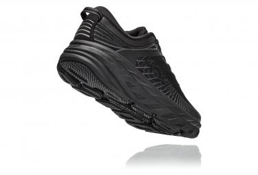 Chaussures de Running Hoka One One Bondi 7 Noir