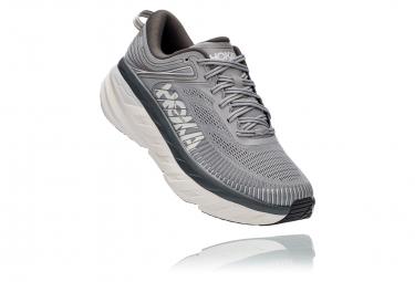 Par De Zapatos Para Correr Hoka Bondi 7 Gris Hombre 48