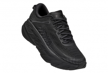 Paio di scarpe da corsa Donna Hoka Bondi 7 Nero