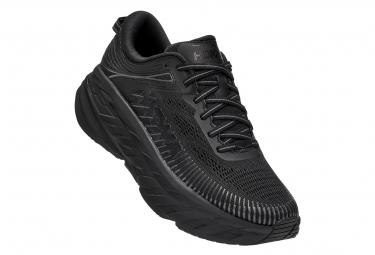 Chaussures de Running Femme Hoka One One Bondi 7 Noir