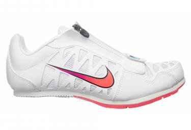 Nike Zoom Long Jump Lj 4 Blanco Muti Color Unisex Zapatos 45