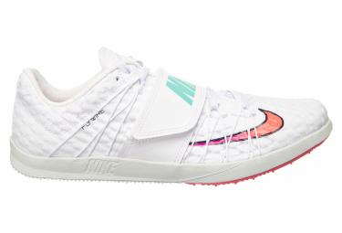 Nike Triple Jump Elite White Multi Color Athletic Zapatos 44