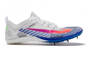 Chaussures de Running Nike Zoom Victory 5 XC Blanc / Rouge