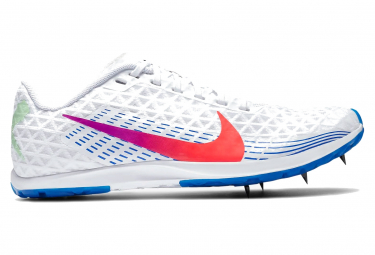Nike Zoom Rival XC White Red Unisex