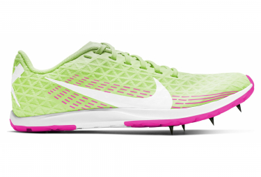 Zapatillas Nike Zoom Rival XC para Mujer Verde / Rosa
