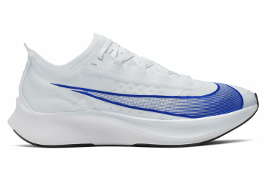 Nike Zoom Fly 3 White Blue Mens