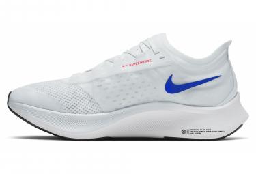 Chaussures de Running Nike Zoom Fly 3 Blanc / Bleu