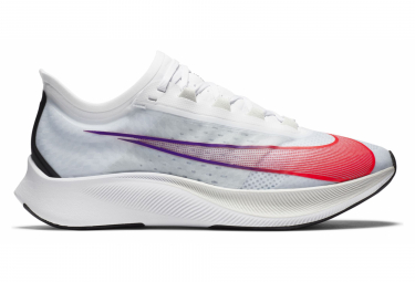 Nike Zoom Fly 3 White Red Mens
