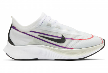 Zapatillas Nike Zoom Fly 3 para Mujer Blanco / Multicolor