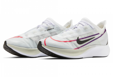 Chaussures de Running Femme Nike Zoom Fly 3 Blanc / Multi-couleur