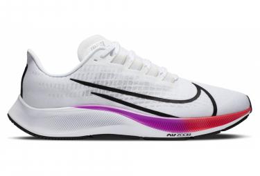Nike Air Zoom Pegasus 37 White Red Uomo