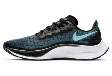 Chaussures de Running Femme Nike Air Zoom Pegasus 37 Noir / Bleu