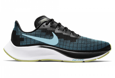 Nike Air Zoom Pegasus 37 Black Blue Women