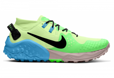 Nike Wildhorse 6 Green Blue Mens