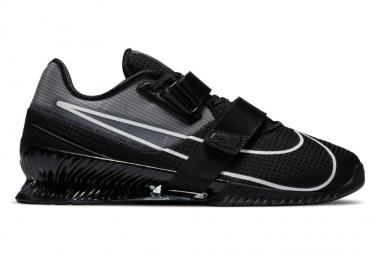 Chaussures d'Halterophilie Nike Romaleos 4 Noir