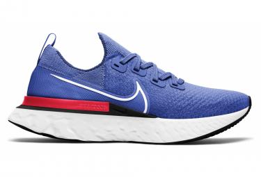 Zapatillas Nike React Infinity Run Flyknit para Hombre Azul / Rojo