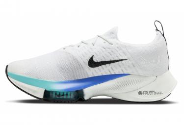 Chaussures de Running Nike Air Zoom Tempo Next% Blanc / Multi-couleur