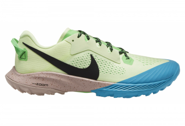 Chaussures de Trail Nike Air Zoom Terra Kiger 6 Vert / Bleu