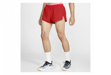 Nike Aeroswift Red Shorts Hombres M