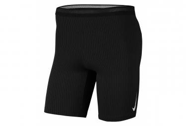 Nike AeroSwift Black Running Shorts Men