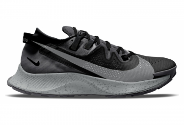 Nike Pegasus Trail 2 Black Gray Mens