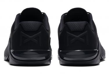 Chaussures de Cross Training Nike Metcon 6 Noir