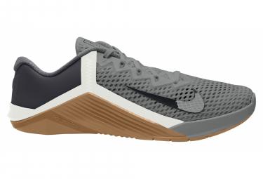 Chaussures de Cross Training Nike Metcon 6 Gris / Noir