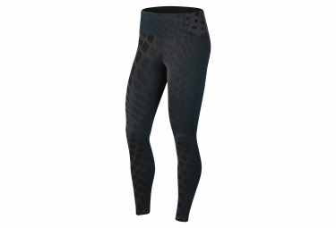 Nike Epic Lux Run Division Mallas Largas Negro Azul Mujer M